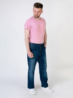 Чоловічі джинси LIVERGY 54 синій F01-170038