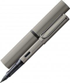 Ручка чернильная Lamy Lx Рутений F/Чернила T10 Синие (4014519676096)