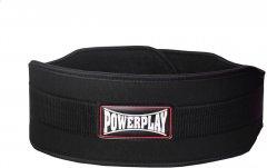 Пояс для тяжелой атлетики PowerPlay 5535 Черный XL (PP_5535_XL_Black)