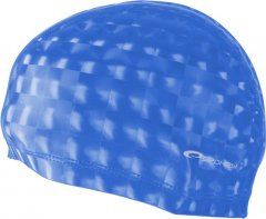 Шапочка для плавания Spokey Torpedo 3d Blue (837548)