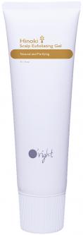 Органический гель-скраб для кожи головы O'right Hinoki Хиноки 240 мл (12103021A) (4712782263103)