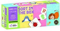 Настольная игра для детей Chalk & Chuckles Sort in the Box (CCPPL005) (8906045560054)