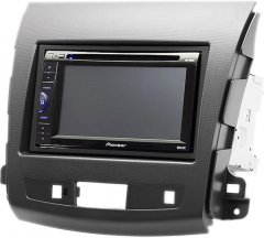 Переходная рамка CARAV 08-004 для Citroen, Mitsubishi, Peugeot