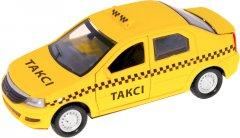 Автомодель Технопарк Renault Logan Taxi (1:32) (LOGAN-T) (6900006492530)