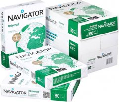 Набор бумаги офисной Navigator A3 80 г/м2 класс A+ 2500 листов Белой (5602024006133)