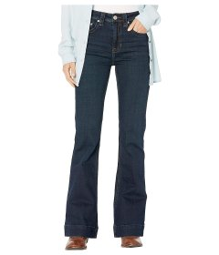 Джинси Rock and Roll Cowgirl High-Rise Trousers in Dark Wash W8H3445 Dark Wash, 31W 32L (10882777)