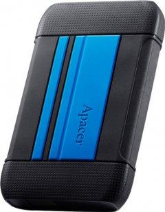 "Жесткий диск Apacer AC633 2TB 5400rpm 8MB AP2TBAC633U-1 2.5"" USB 3.1 Speedy Blue"