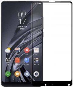 Защитное стекло PowerPlant для Xiaomi Mi Mix 2 Black (GL605637)