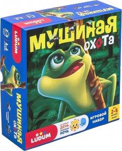 Игровой набор Ludum Мушиная охота русский язык (игра, рассказ, аудиосказка) (LD1047-02)