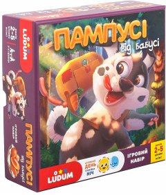 Игровой набор Ludum Пампушки от бабушки украинский язык (игра, рассказ, аудиосказка) (LD1046-51)