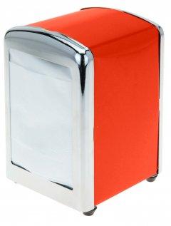 Подставка для салфеток Excellent Houseware 9.5 x 10 x 14.5 см (C37562340_red)