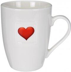 Чашка Excellent Houseware 350 мл (Q75900040_heart)