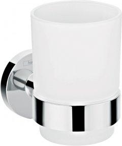 Стакан для ванной HANSGROHE Logis 41718000