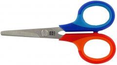 Ножницы детские KUM для левши 12 см (Softie Cut Lefty Rund)
