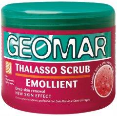 Скраб для тела Geomar Body Thalasso смягчающий с Морскою солью и семенами Клубники 600 г (8003510022953)
