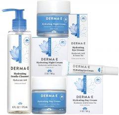Программа по уходу Derma E Гиалуроновая кислота для увлажнения кожи 25+ (030985048448)