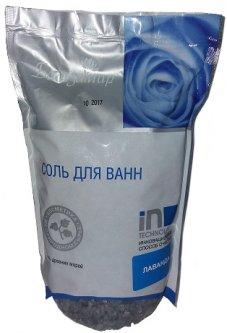 Соль для ванн Сириус Бальзамир Лаванда 1000 г (4620002620257/4620002620172)