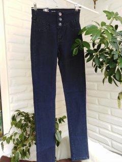 Жіночі джинси Moon girl ceusul 29 темно-синій 06-05