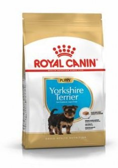 Сухой корм Royal Canin (Роял Канин) Yorkshire Puppy для щенков породы йоркширский терьер, 1,5 кг