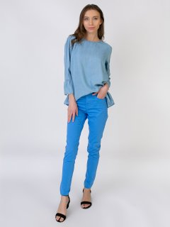 Жіночі джинси ESMARA 36 Блакитний M22-170034