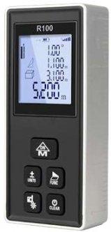 Лазерный дальномер Protester R100 100 м