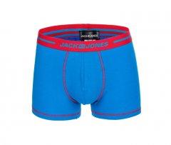 боксери Jack&jones 215392010035 L/xl синій з червоним (2924685228918)