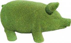 Декоративная фигурка Engard Green pig 35х15х18 см (PG-01)