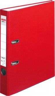 Папка-регистратор Herlitz А4 5 см Protect Красная (5450309)