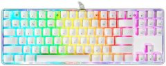 Клавиатура проводная MOTOSPEED K87S RGB USB ENG, UKR, RUS Outemu (mtk87smb)