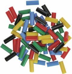 Клеевые стержни Bosch для Gluey 7x20 мм 70 шт Цветные (2608002005)