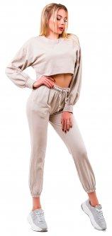Спортивные штаны Remix 20349 One Size Бежевые (2950006532037)