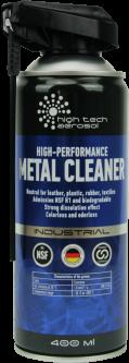 Экологический холодный очиститель с пищевым допуском High Tech Aerosol HTA CLEANER METAL SPRAY INDUSTIAL 400 мл (5111)
