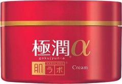 Антивозрастной гиалуроновый лифтинг крем Hada Labo Gokujyun Lifting Alpha Cream 50 г (4987241148608)