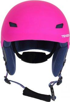 Шлем горнолыжный Tenson Park Jr Cerise (5013877-340)