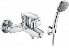 Смеситель для ванны RJ Lotus RBZZ002-3