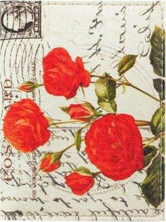 Обложка на паспорт Passporty KRIVD-66 Белая (2900000051904)