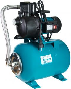 Насосная станция Aquatica&Leo 0.6 кВт Hmax 35 м Qmax 50 л/мин 24 л (775306/24)