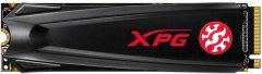 ADATA XPG Gammix S5 256GB M.2 2280 PCIe 3.0 x4 3D NAND TLC (AGAMMIXS5-256GT-C)