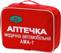 Аптечка медицинская АВ-ФАРМА АМА-1 автомобильная со вспомогательным комплектом (AV-PH-AMA11)