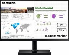 """Монитор 24"""" Samsung LF24T450 Black (LF24T450FQIXCI)"""