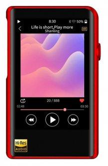 MP3-плеер Shanling M2X Red (90401858)