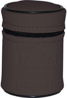 Футляр Trodat для круглой оснастки 4642 маленький коричневый (Ф/4642/м кор) (4820064370675)