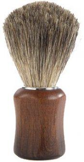 Помазок для бритья Barburys Grey Walnut барсук (5412058189043)