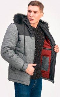 Куртка Riccardo Шот Премиум XXL (54) Серая (ROZ6205064759)