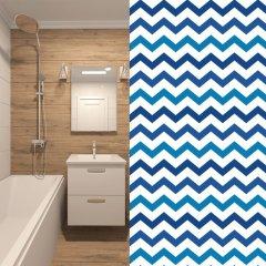 Шторка для ванной Мій Дім Blue Intense 180 х 200 cм (NJ01557)