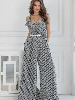 Комбинезон New Fashion 353 44 Серый (2000000469416)