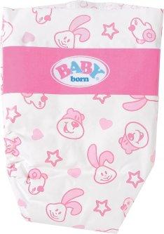 Подгузники Zapf для куклы Baby Born 5 шт (826508) (4001167826508)
