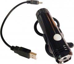 Фонарь передний Jing Yi JY-7012F USB (02959)