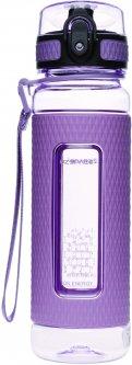 Фляга для воды Uzspace Diamond 450 мл Фиолетовая (6955482370100)
