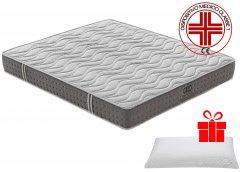 Комплект матрас Infinito Rilassante 160х200 см + подушка Memory 50х40 см 2 шт